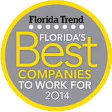 2014 Best companies to work for