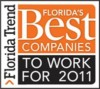 2011 BEst Companies to work for