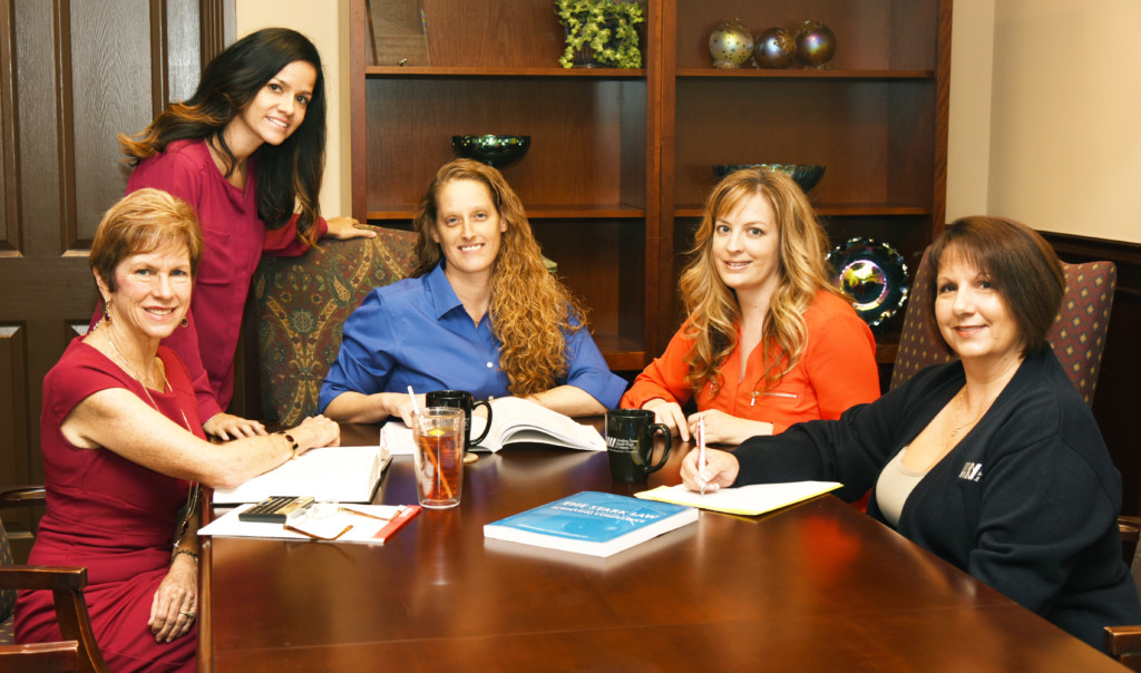 business consulting team