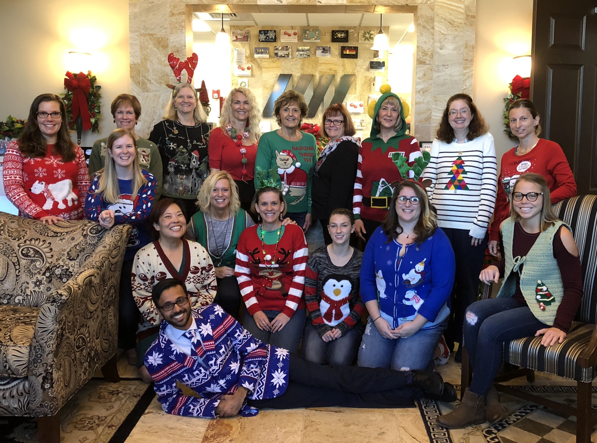 MNMW Christmas Sweater Contest