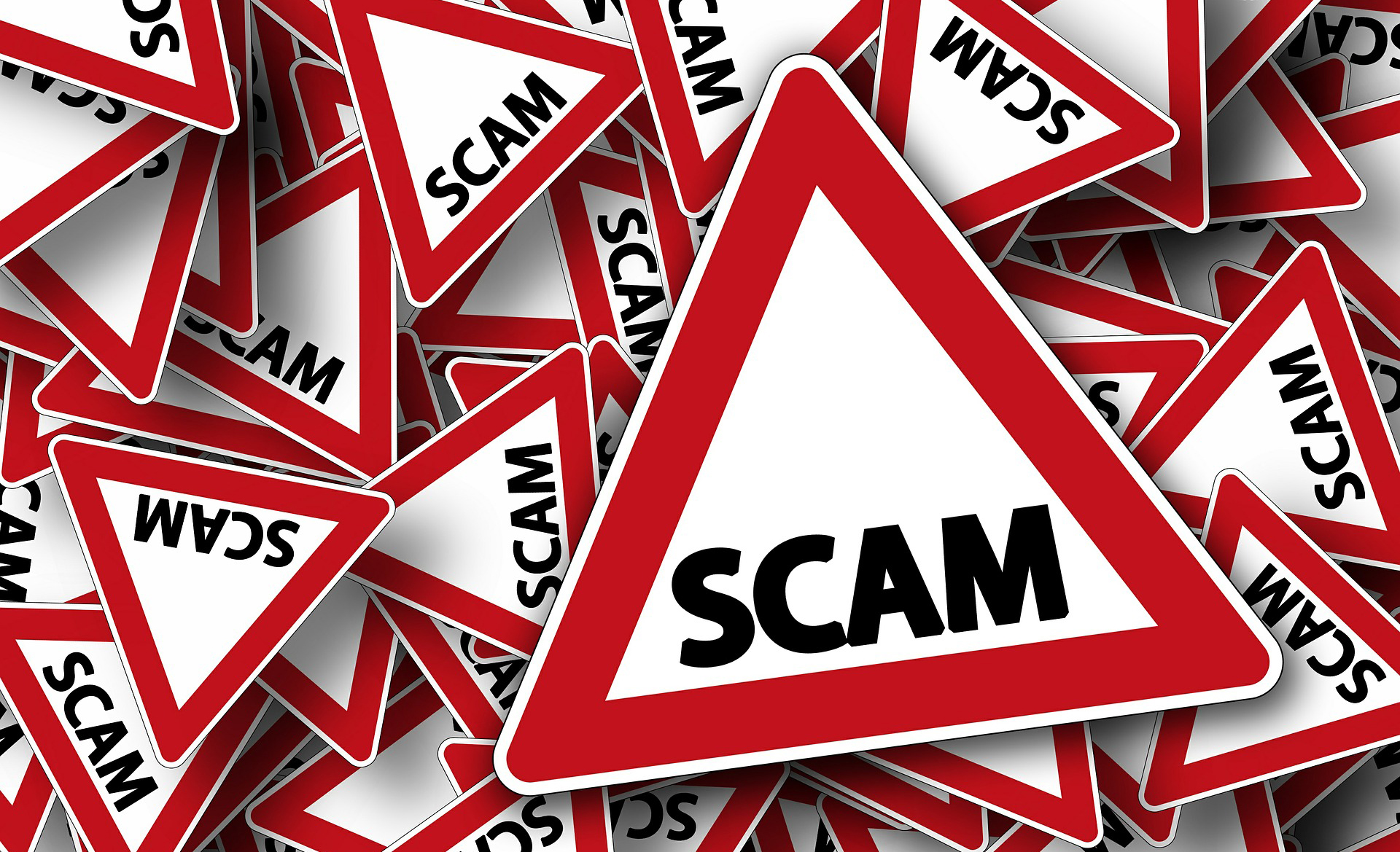 FAKE CHARITY SCAMS