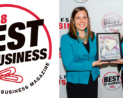 Best of Business Award photo