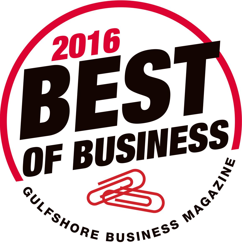 2016 Best of Business Logo