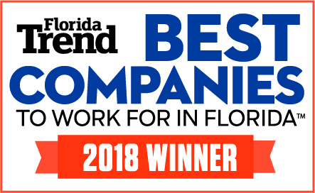 2018 Best Companies to Work for Badge