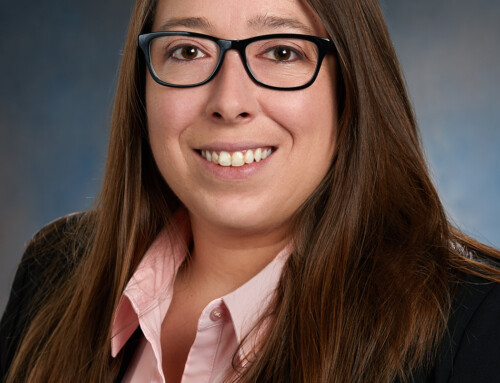 Courtney Crowley with MNMW Earns CPA License
