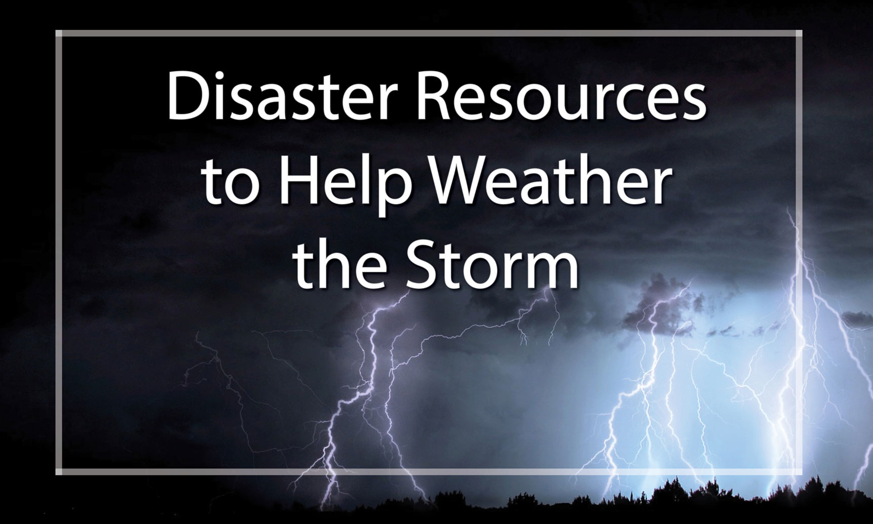 Will Your Paperwork be Able to Weather a Disaster?