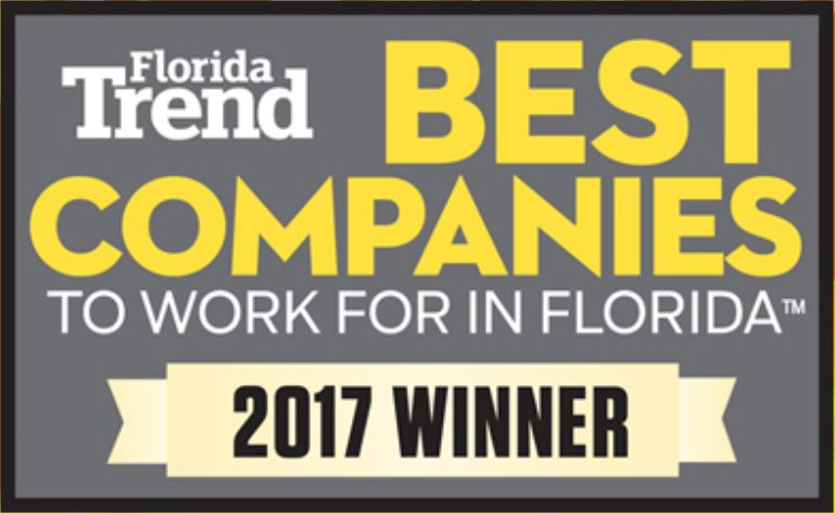 2017 Best Companies to Work For