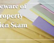 Property Lien Scam