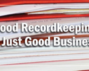 Good Recordkeeping