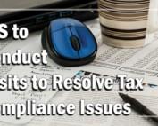 IRS Visits