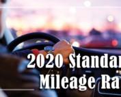 2020 Standard Mileage Rate