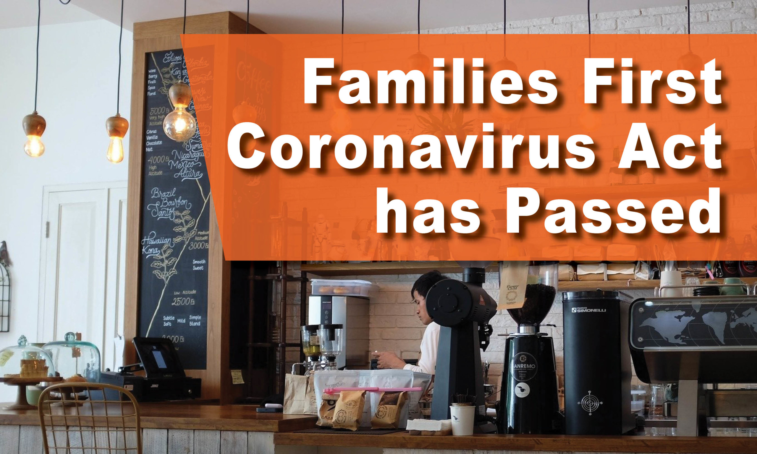 Family First Coronavirus Act Passed
