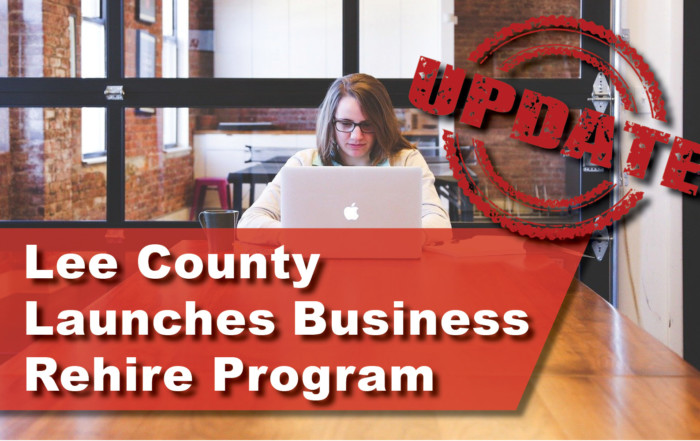 Lee County Launches Business Rehire Program
