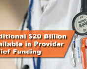 Additional $20 Billion Available in Provider Relief Funding