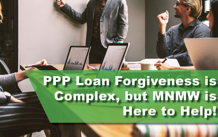 PPP Loan Forgiveness is Complex