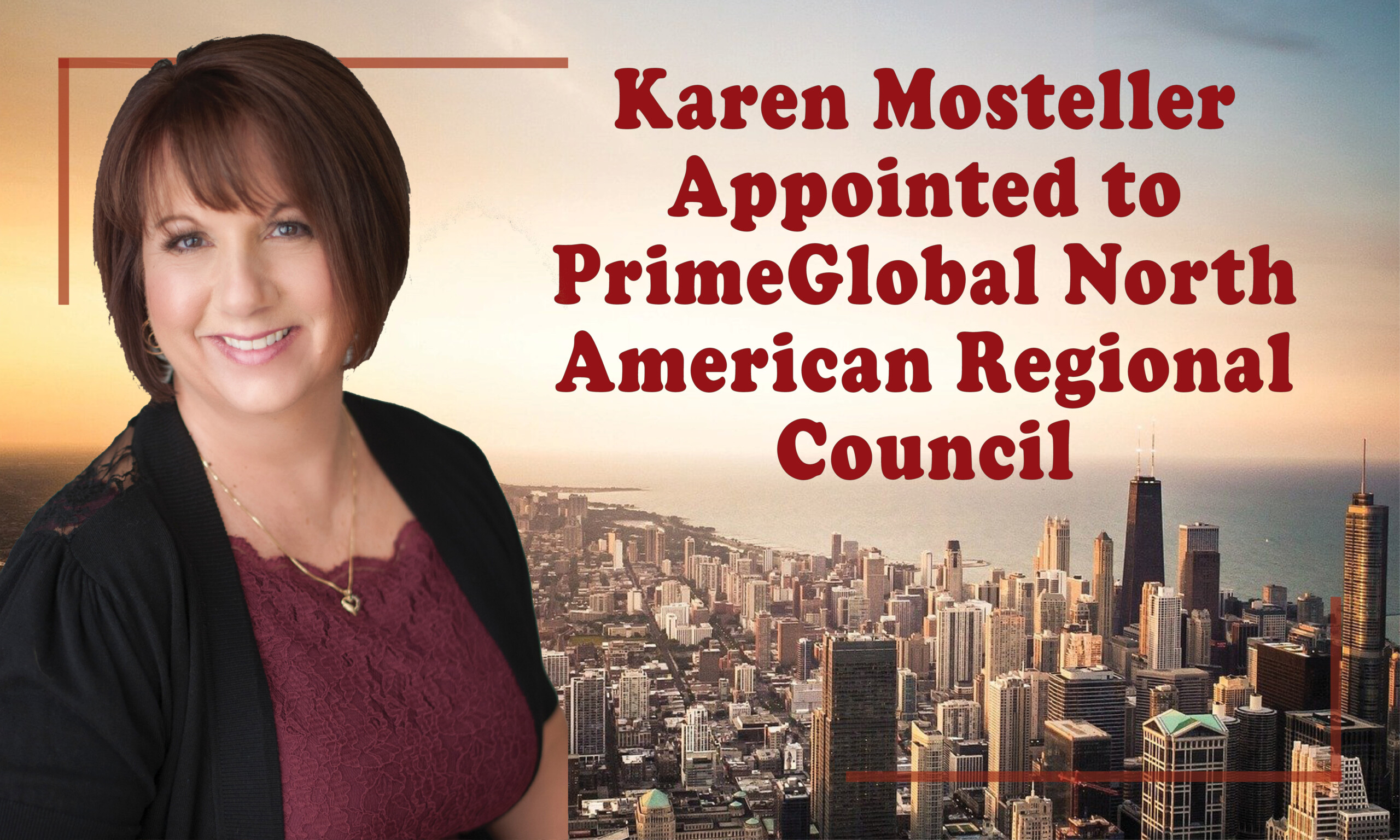 Mosteller Appointed to PrimeGlobal Council