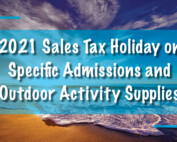 2021 Sales Tax Holiday