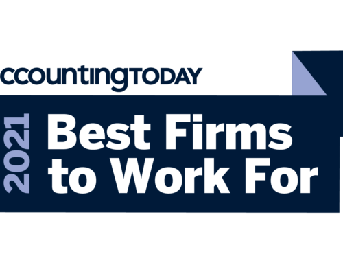 MNMW Named One of the 2021 Top 100 Best Accounting Firms To Work For By Accounting Today